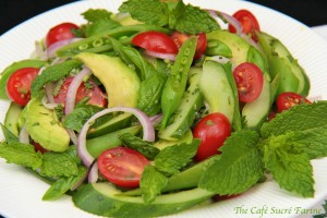 avacado salad recipe for weight loss1