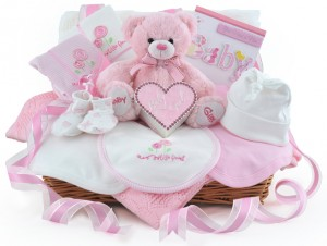 gift ideas for newborn baby girl cover