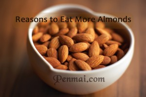 Reasons to Eat More Almonds