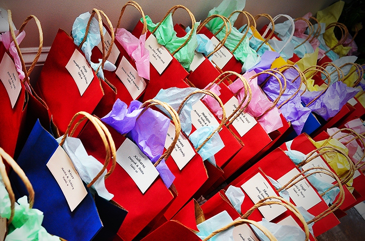 Wedding Return Gifts To Guests